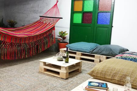 Perfect Location/Bohemian House/Cozy Bedroom - Medellín - House