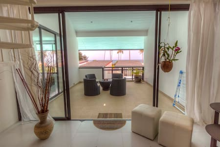 Penthouse apartment, 2 bedrooms with great views - Amphoe Ko Lanta