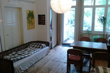 Living room for stays to rent - Huoneisto