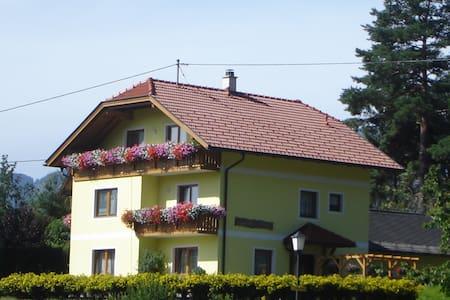 Family Appartment with lake view - Társasház