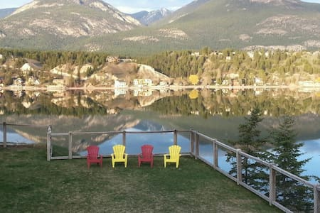 Private Lake Front Luxury - Invermere - House