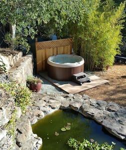 San Su Sonoma Guest House - Glen Ellen