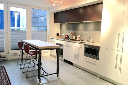 Modern & Cozy 1 Bdr - New Building in Gastown - Vancouver - Apartment