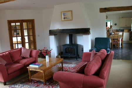 Big family / group self catering Cottage - Leilighet