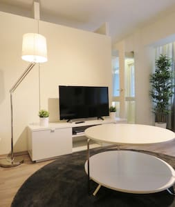 The most central apartment in Vaasa - Daire
