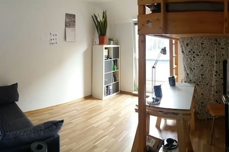 ♥private cosy room in shared flat♥ - Berlin - Appartement