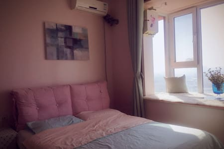 香坊万达公寓 一室精装公寓 拎包住 家具家电全套 - Apartamento