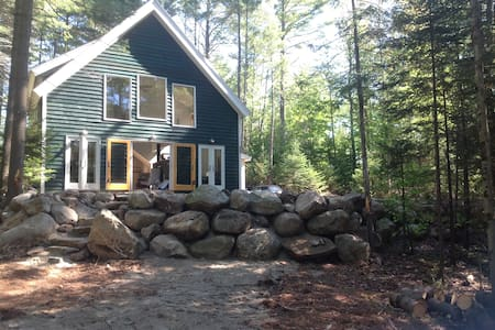 Adirondack Cabin near Gore Mountain Skiing - Wevertown - Hus