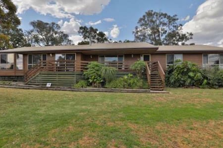 Country Views - 15minutes to Toowoomba CBD - Gowrie Junction - Chambres d'hôtes