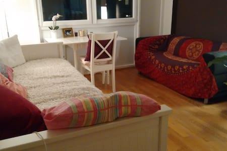 Schöne Wohnung in zentraler Lage - Apartamento