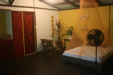CASONA JUNGLE EN TORTUGUERO - Cabana