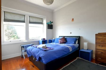 Deep in the heart of Devonport - Auckland - Casa