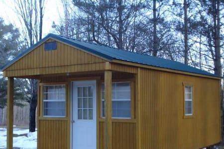 Whittaker Campground - Kisház