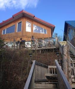 Lakefront cottage 1500 sq ft. - Christopher Lake