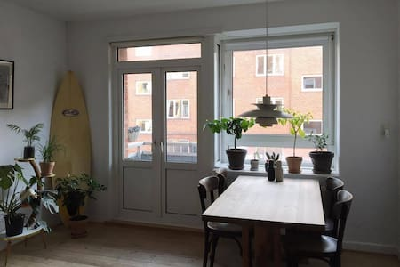 Sunny apartment close to the city center and beach - Flat
