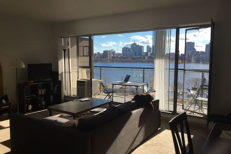 Room in Kendall/MIT, Amazing River + Boston Views - Cambridge - Appartement