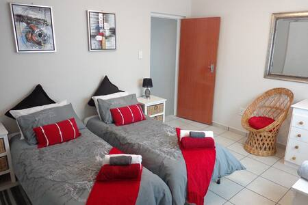 Cosy and private flat at the lagoon - Walvis Bay