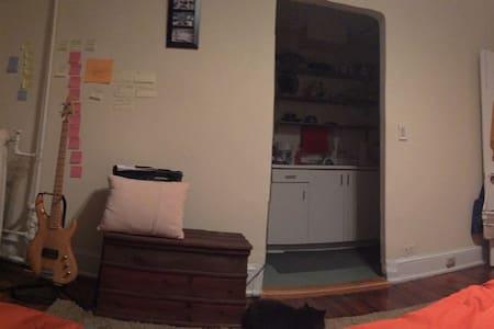 Private, cozy nest in DuPont Circle, Washington DC - Washington - Apartment