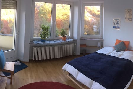 Colorful comfortable flat close to city center - Luxembourg - Apartment
