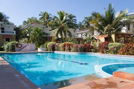 Luxury Villa in North Goa - Guirim, Bardez - Villa
