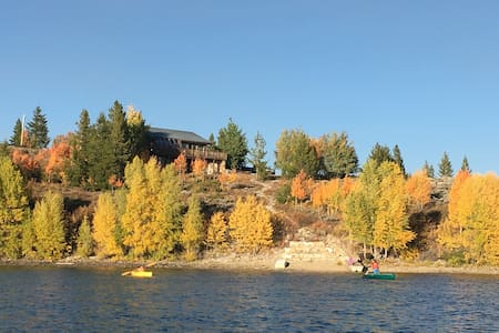 Mountain Cabin on Private Lake Near Steamboat - Kremmling - Cabin