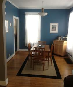 2 bedroom Duplex - House