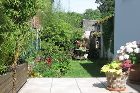Bed & breakfast proche de Bruxelles (EN-NL-FR-ES) - House