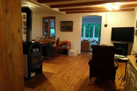 Cozy Bavarian flat close to Munich - Nandlstadt - Apartment