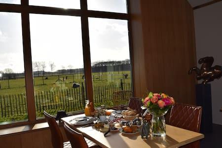 B&B De Vossenbarm **** Wilgenrij - Jabbeke - Bed & Breakfast