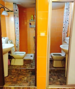 Single 2 room near by Termini station - Roma - House