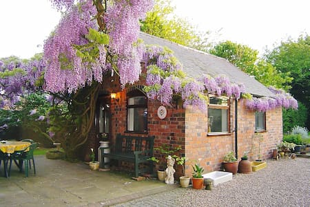 WISTERIA LODGE - Harlaston - Chalet