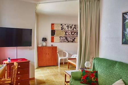 Lovely Studio Center Los Cristianos - Appartement