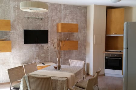 Full privacy apt with all necessasry amendements - Sofia - Apartment