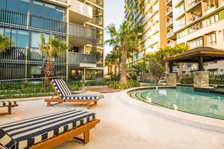 Astra Apartments Oxford 1 bedroom - Fortitude Valley - Wohnung