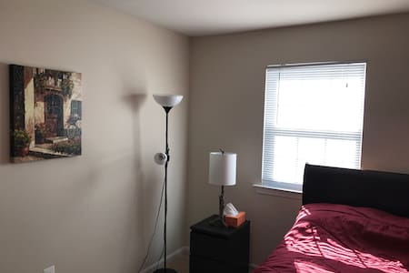 Private Bedroom and Bathroom - Silver Spring