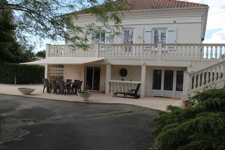 Maison de vacances à Cazaux - Dom