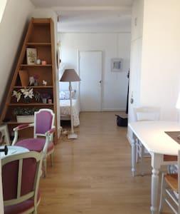 studio apartment Breteuil under the roofs of Paris - Parijs - Appartement