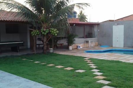 Tatuamunha - casa com piscina, 03 quartos - Porto de Pedras - Apartment
