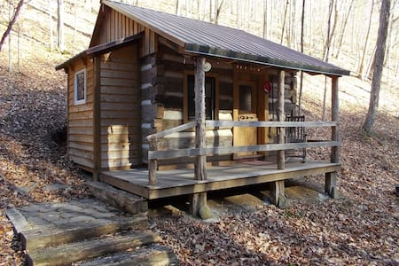 Bird Hollow Cabin (1 room antique logs) - Chatka