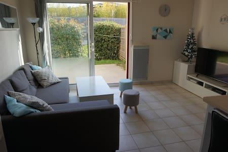 Bel appartement avec jardin - La Chapelle-sur-Erdre - Lejlighed