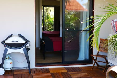 Private Double with Garden View - Lennox Head
