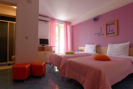Double Bed Room, Villa Mina Lagadin - Lagadin