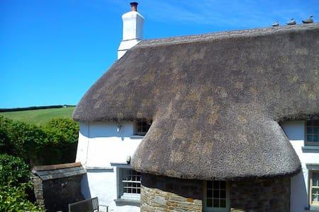 East Titchberry Farm Cottage - Hus