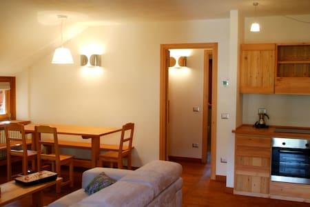 Malber Hus ski apartment 2 - Alagna Valsesia