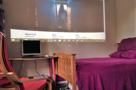 Beautiful studio close to the beach. - Bournemouth - Apartamento