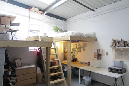 Fun Warehouse Private Room - London