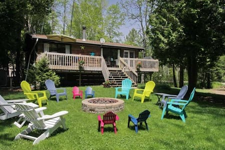 Unwind Inn:4 bdrm 5 blocks to beach - Srub