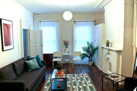Beautiful Entire Apt Center W'burg - Brooklyn - Wohnung
