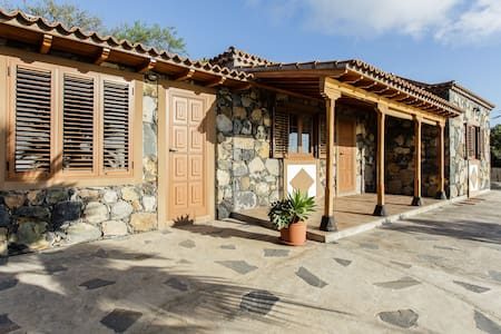 Casa El Drago. La Palma  - Rumah