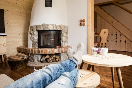 A5 - NEW / Luxury Three-Bedroom Apartment - Ukanc - Loft